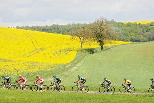 La deuxième du Tour de France 2019 traversera 15 communes de l'Aisne le 8 juillet.
