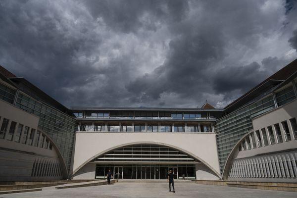 Le palais de justice de Besançon ouvre ses portes le 29 juin.