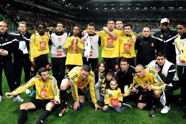 2010 : la défaite de Quevilly (CFA) face au PSG (L1) en demi-finale de la coupe de France.