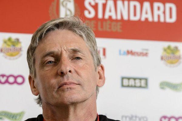 Le Belge José Riga, a été l'entraîneur du Standard de Liège (Belgique) pendant une partie de la saison 2014-2015 avant de rejoindre le FC Metz.