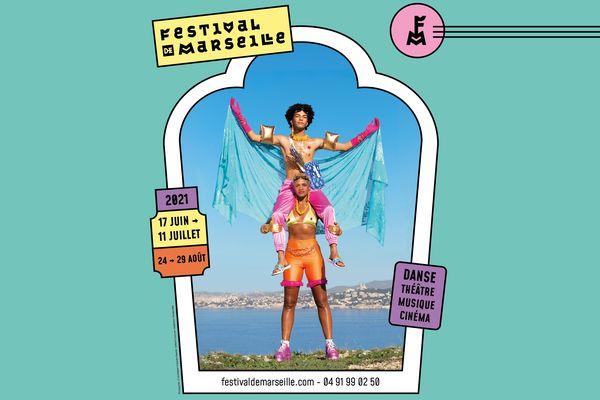 Le Festival de Marseille 2021 aura lieu du 17 juin au 11 juillet et du 24 au 29 août.