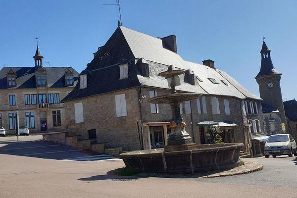 Meymac, porte d'entrée du plateau de Millevaches, vit au ralenti depuis le début du confinement.