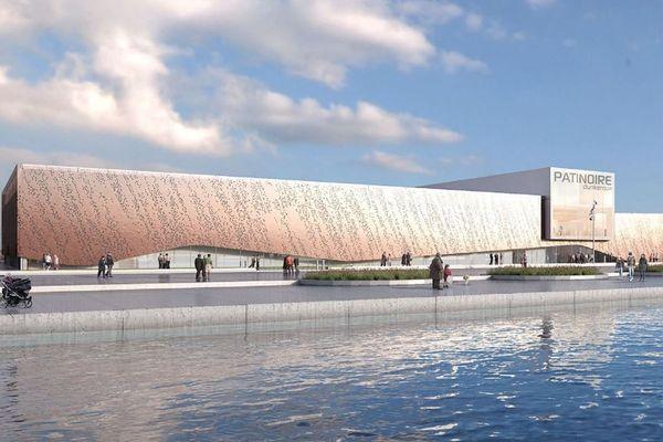 Deux pistes, six loges, 1 400 places : le nouveau complexe sera bientôt prêt.