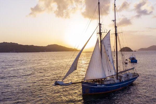 De Gallant aux Antilles