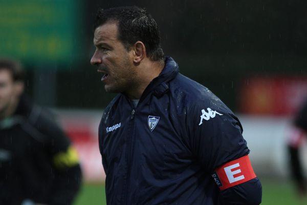 Bernard Goutta, entraîneur de Colomiers