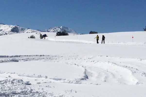Le Plateau de Beille, paradis des skieurs de fond