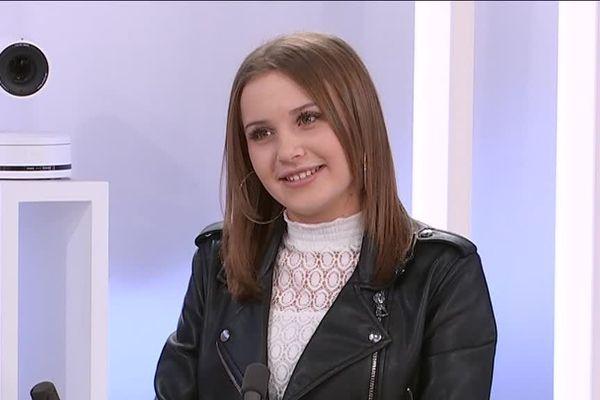 La Niçoise Carla Lazzari, 14 ans représentera la France à l'Eurovision Junior