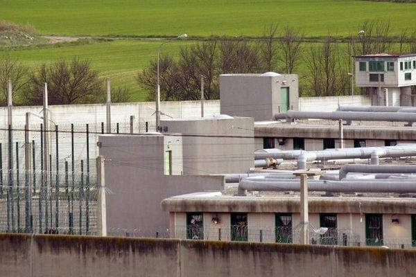 ILLUSTRATION - Maison d'arrêt de Luynes (Bouches-du-Rhône)