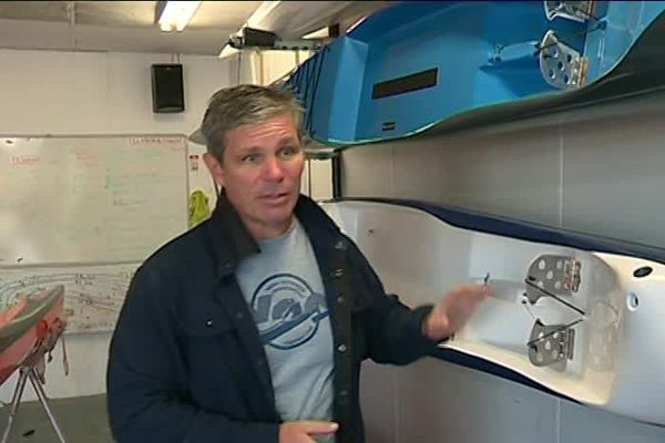 Guy Ringrave a perdu la vie en mer