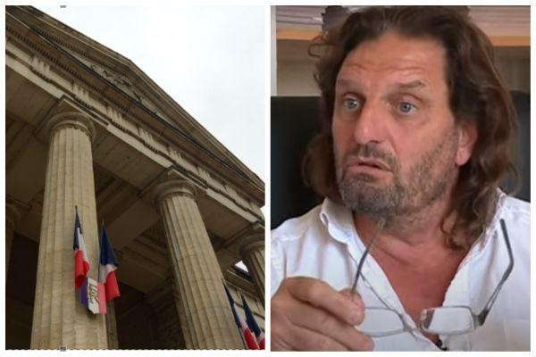 """Jean-Marc Blanchon, le """"médecin aux 120 patients"""", comparaissait fin juin devant le tribunal d'Orléans."""