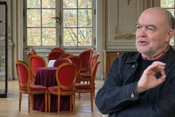 """Christian Lacroix supervise les costumes des """"Noces de Figaro"""""""