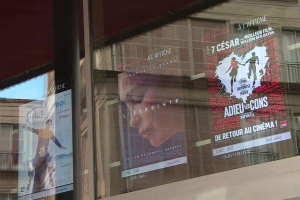 Affiches des films projetés au cinéma Gaumont d'Amiens mercredi 19 mai 2021