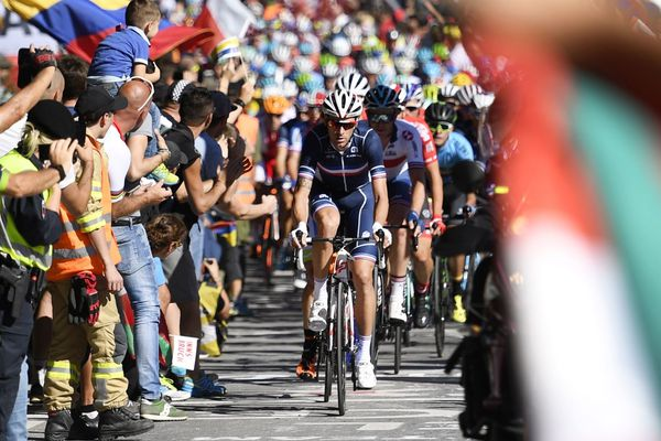 Anthony Roux - Champion de France 2018
