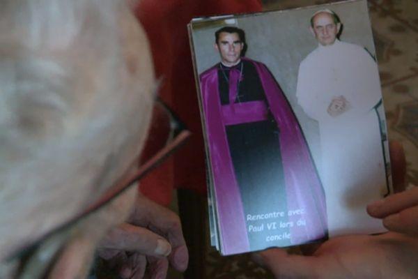 Le doyen des évêques de France, favorable au mariage des prêtres, vient de fêter ses 100 ans
