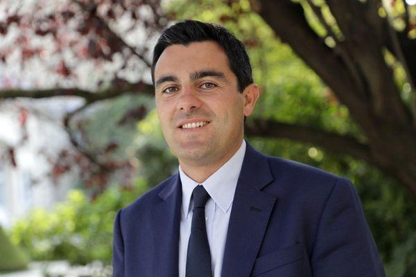 Le député de la Gironde Benoît Simian
