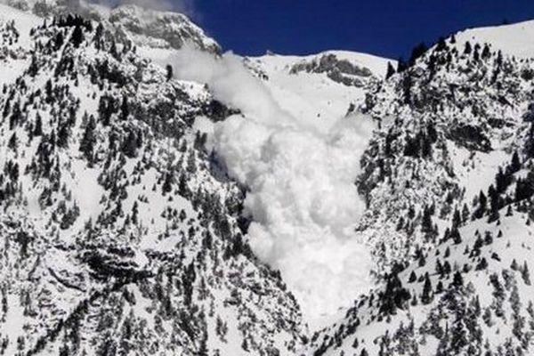 Image d'illustration d'avalanche