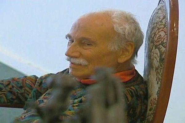 L'artiste-peintre est décédé ce week-end à Cagnes-sur-Mer.