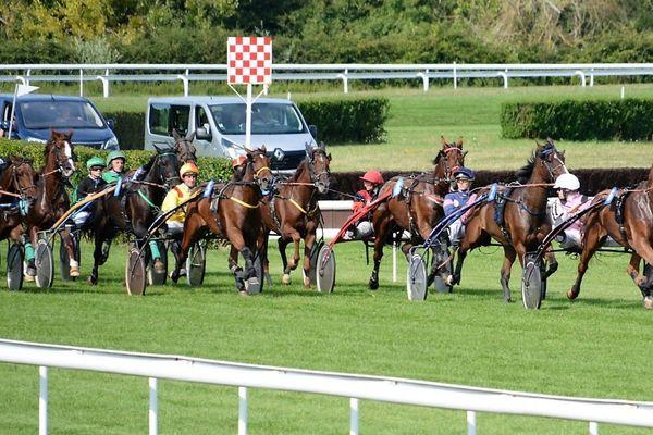 Les courses de l'hippodrome de la Roche Posay resteront à huis clos jusqu'au 21 juin.
