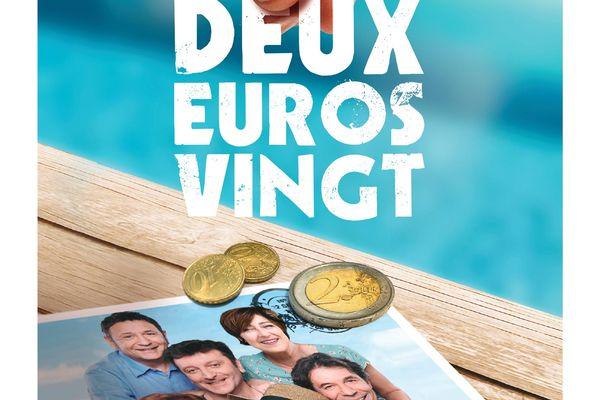 Deux euros vingt, actuellement au Théâtre Rive Gauche, jusqu'au 21 mars