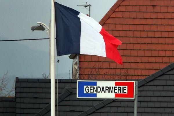 C'est la deuxième fois que la gendarmerie est endeuillée en Alsace cette année.