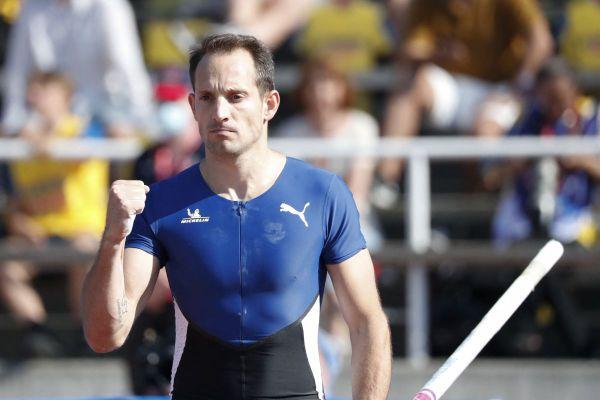 Quelques jours avant son entrée dans la compétition, Renaud Lavillenie, le perchiste de Clermont-Ferrand, est encore inquiet pour sa cheville.