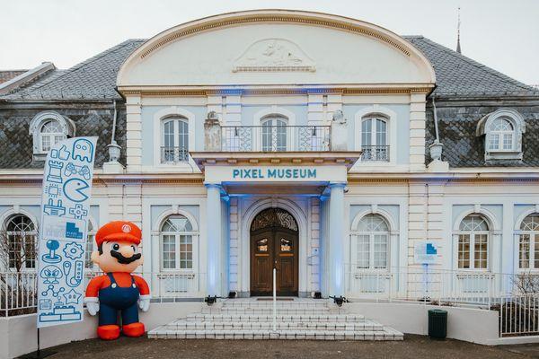 Le Pixel Museum, à Schiltigheim (Bas-Rhin).