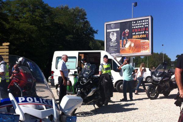 La mobilisation des forces de l'ordre sera très importante ce week-end sur les routes de Lorraine