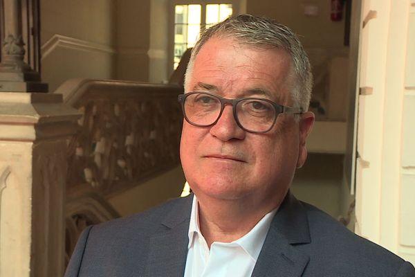 André Bonet, nommé adjoint à la culture par le nouveau maire de Perpignan Louis Aliot (RN), est l'un des créateurs de ce Prix Méditerranée.