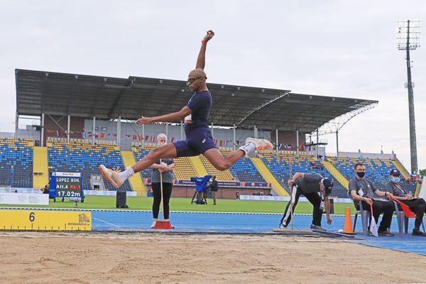 Ronan Pallier devient champion d'Europe avec un premier saut à 6 mètres