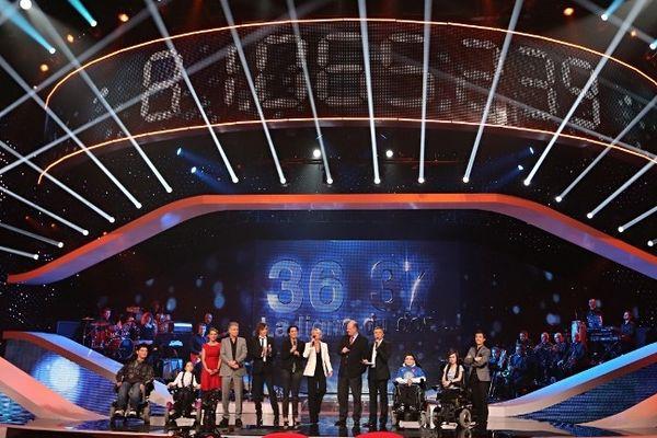 Un peu plus de 81 millions d'euros ont été promis à la fin de l'émission en direct sur France Télévisions.