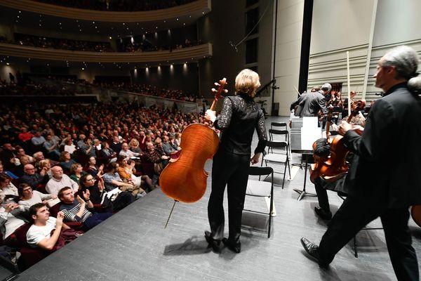 La Folle journée de Nantes, consacrée à Beethoven, ici le 2 février dernier (photo d'illustration).
