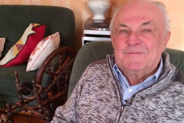 Pierre Mayne a aujourd'hui 81 ans