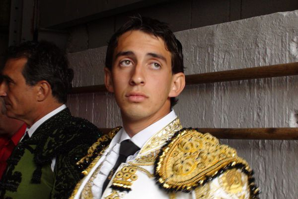 Thomas Joubert : une des raisons d'aller à Istres ce week-end. Il est à l'affiche de la corrida de samedi après-midi.