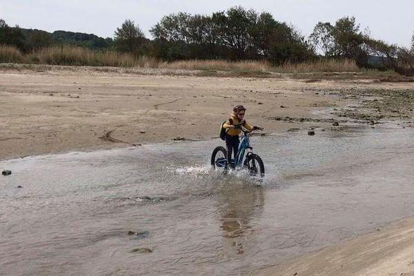 Dès que l'équilibre est trouvé, c'est un jeu d'enfant surtout sur la plage ou les sentiers du littoral.