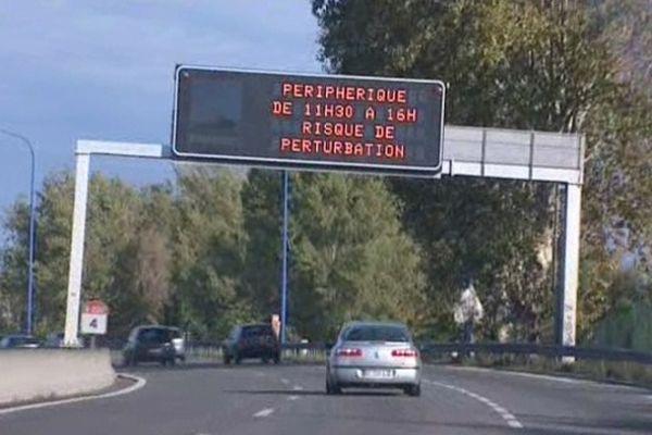 Circulation difficile à Toulouse