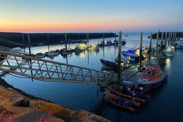 Les moteurs de bateaux ont été volés dans le Finistère l'ille et VIlaine et les Côtes d'Armor
