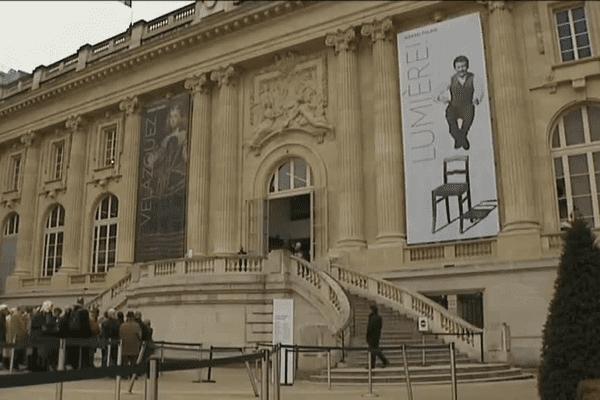 L'exposition est visible à Paris jusqu'au 14 juin.