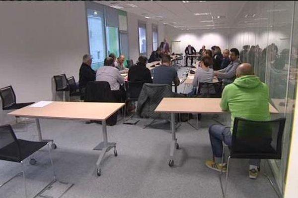 Un Comité d'entreprise extraordinaire de l'ex-SNCM se tient ce vendredi 12 février à Marseille.