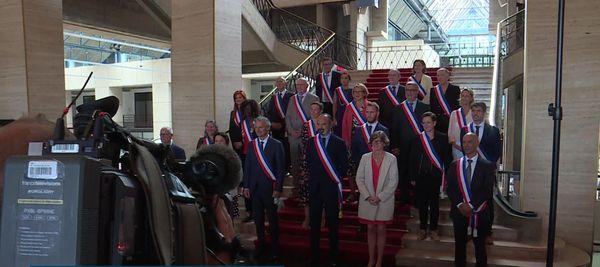 Majorité municipale du Havre (maire et adjoints)