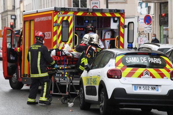 Quatre personnes ont été blessées dans cette attaque.