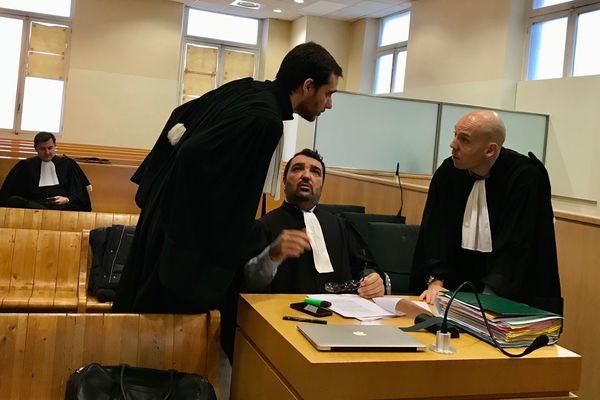 Antò Simonu et Ghjuvan Battista Moretti, ainsi qu'Olivier Demonte devaient être jugés à Marseille pour association de malfaiteurs sur fond de règlements de comptes dans le Valinco.