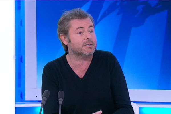 Jérôme Anthony invité du 18/20 Lorraine