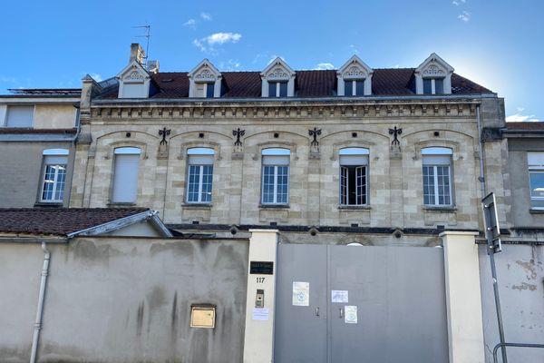 Collège Sainte-Anne au Bouscat en Gironde