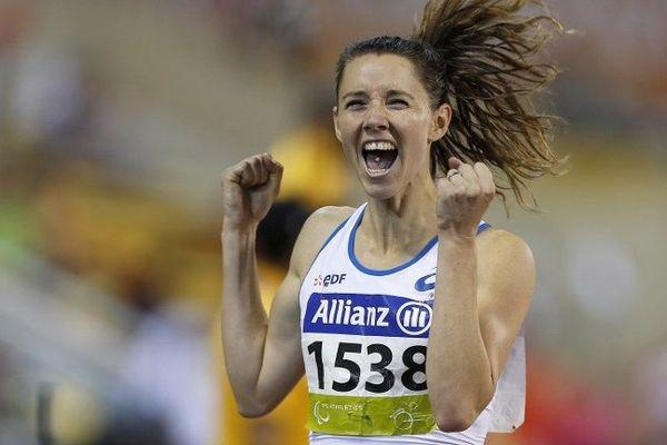 Deux médailles le même jour : l'or sur le 400 m ce jeudi matin et l'argent l'après-midi sur le 100m