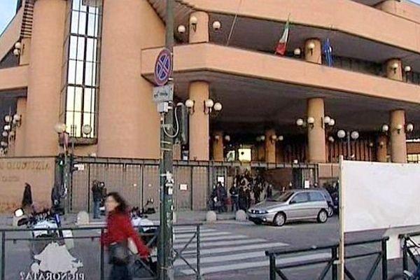 Le tribunal de Turin où se sont tenues les audiences