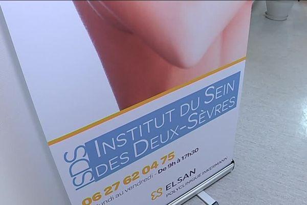 Un institut du sein à Niort