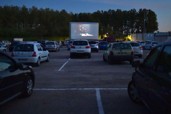 A partir du 15 juin prochain, les Centrais pourront profiter du plus grand drive-in de France