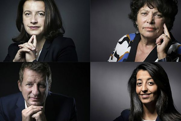 les candidats à la primaire d'Europe Ecologie les Verts