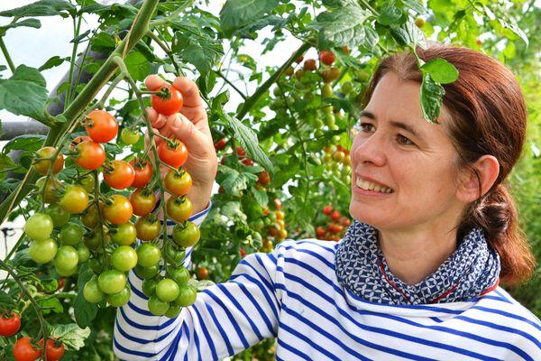 La lorientaise Nathalie Beauvais, une cheffe passionnée par la cuisine et les produits de sa région Bretagne