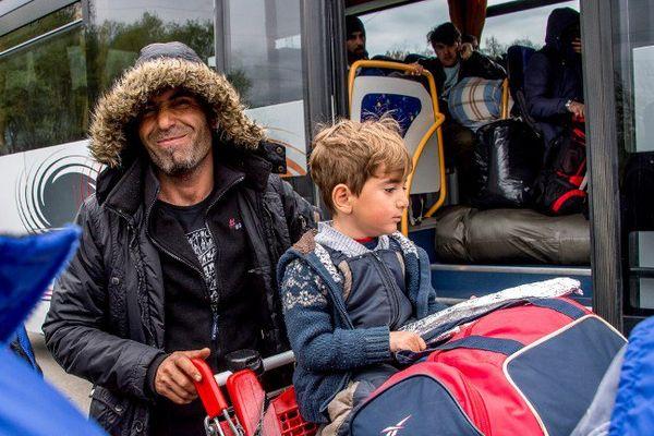 Les derniers réfugiés sont partis des gymnases.